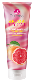 AROMA RITUAL PINK GRAPEFRUIT SHOWER GEL