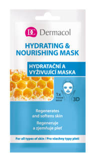 3D HYDRATING & NOURISHING MASK