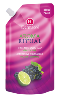 AROMA RITUAL LIQUID SOAP GRAPE & LIME REFILL PACK