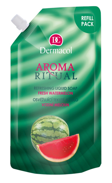 AROMA RITUAL LIQUID SOAP FRESH WATERMELON REFILL PACK