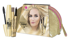 MEGA LASHES MASCARA & POWDER EYEBROW SHADOW GIFT SET