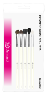 Cosmetic Brush Set - Eyes