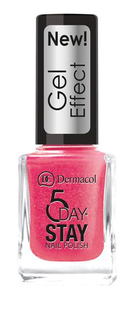 Longlasting nail polish 5 Days Stay Gel Effect • Dermacol – skin ...