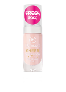 Sheer face illuminator - Fresh rose