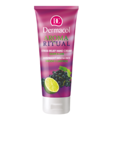 Aroma Ritual Stress Relief Hand cream Grape and Lime