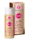 SUN WATER RESISTANT TINTED PROTECTION FLUID SPF 50
