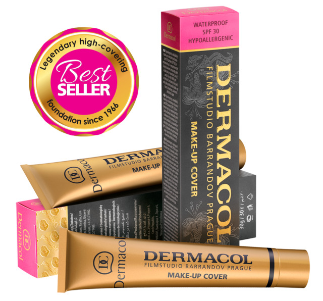 New DERMACOL MAKE-UP COVER