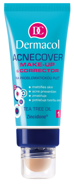 ACNECOVER MAKE-UP WITH CORRECTOR