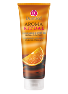 Aroma Ritual Harmonizing Shower Gel - Belgian Chocolate