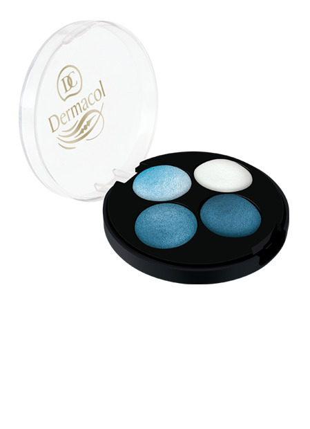 Quattro baked eye shadow