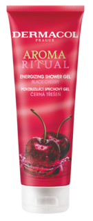 Aroma Ritual Energizing Shower Gel - Black Cherry