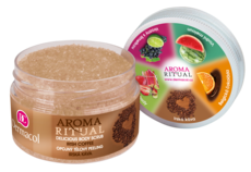 AROMA RITUAL BODY SCRUB IRISH COFFEE