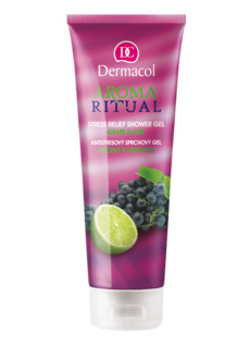 Aroma Ritual Stress Relief Shower gel - Grape and Lime