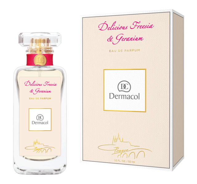 DELICIOUS FRESIA & GERANIUM EDP 50ml