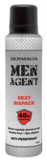 Men Agent Antiperspirant Sexy Sixpack