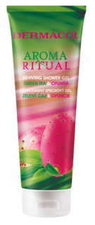 Aroma Ritual Reviving Shower gel - Green tea and Opuntia