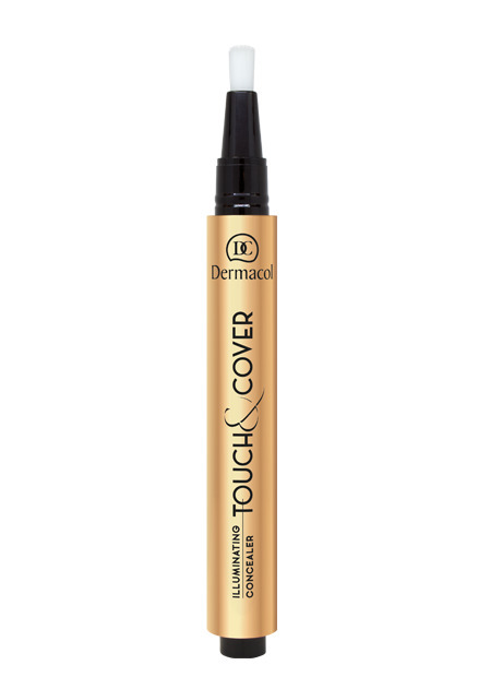 Highlighting Click Touch and Cover Concealer