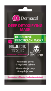 Deep Detoxifying Tissue Mask