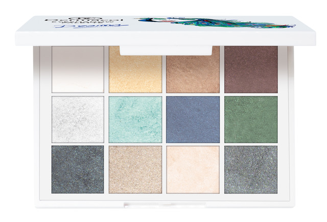 Luxury Eyeshadow palette no.1 Drama